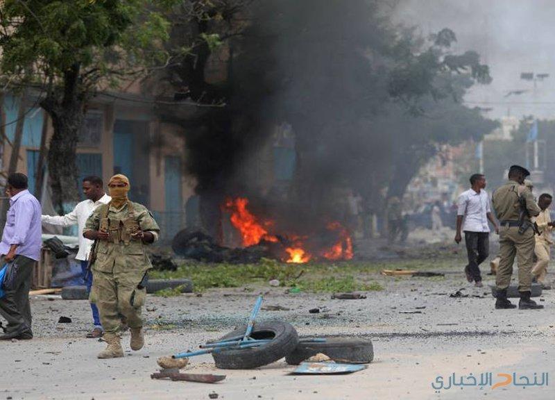 انفجار سيارة مفخخة قرب مركز ديني في الصومال
