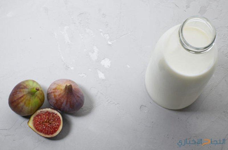 فوائد حليب التين