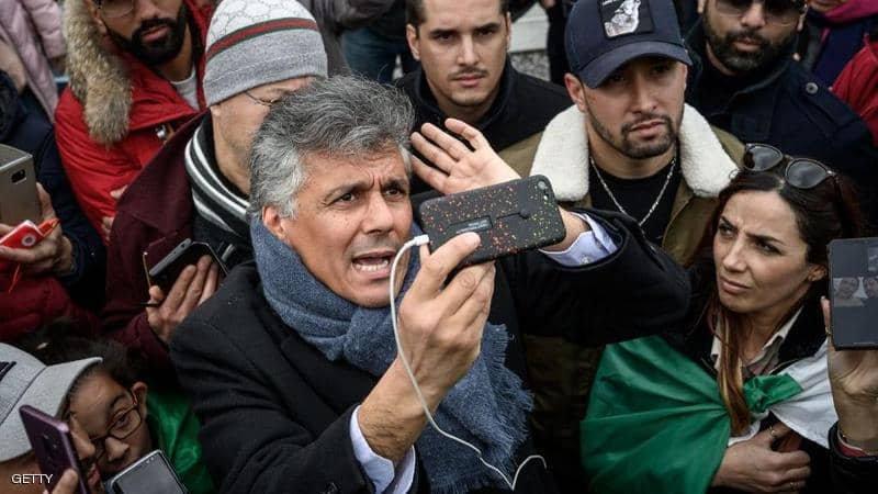 اعتقال مرشح مُعارض أمام مستشفى بوتفليقة بجنيف