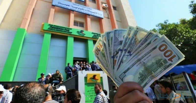 قناة عبرية:الاحتلال ينفي إدخال أموال قطرية إلى غزة