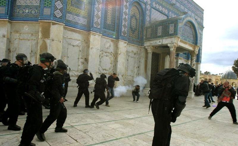 الأزهر يدين اقتحام قوات الاحتلال للأقصى والاعتداء على المصلين