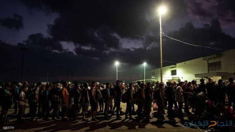 تحذير أميركي للمهاجرين.. الرصاص جزاء الرشق بالحجار