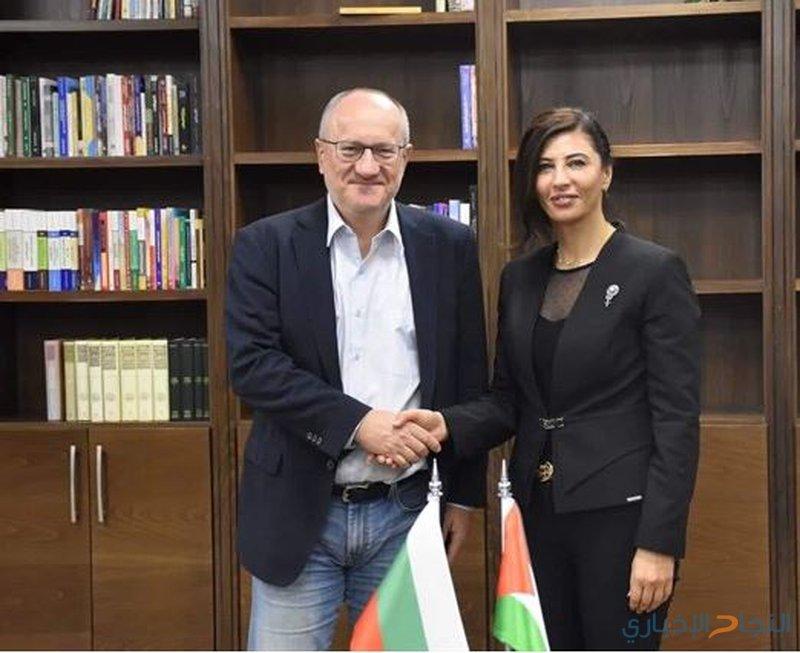 الخارجية تعقد جلسة مشاورات مع الخارجية البلغارية