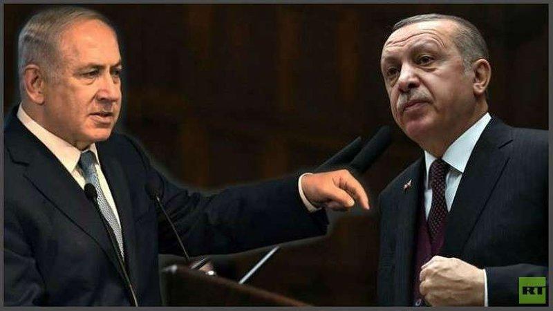 صِدام جديد وشتائم بين أردوغان ونتنياهو