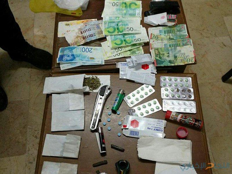 شرطة بيت لحم تُوقف شخصين من اخطر مروجي المخدرات