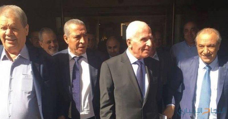 وفد فتح يتوجه إلى القاهرة الاحد لاستكمال المصالحة