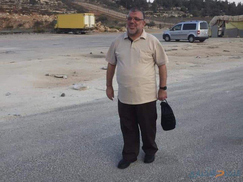 الاحتلال يفرج عن قيادي بحماس