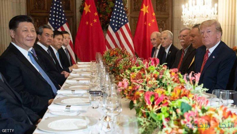 """واشنطن وبكين.. """"هدنة 90 يوما"""" في الحرب المهلكة"""