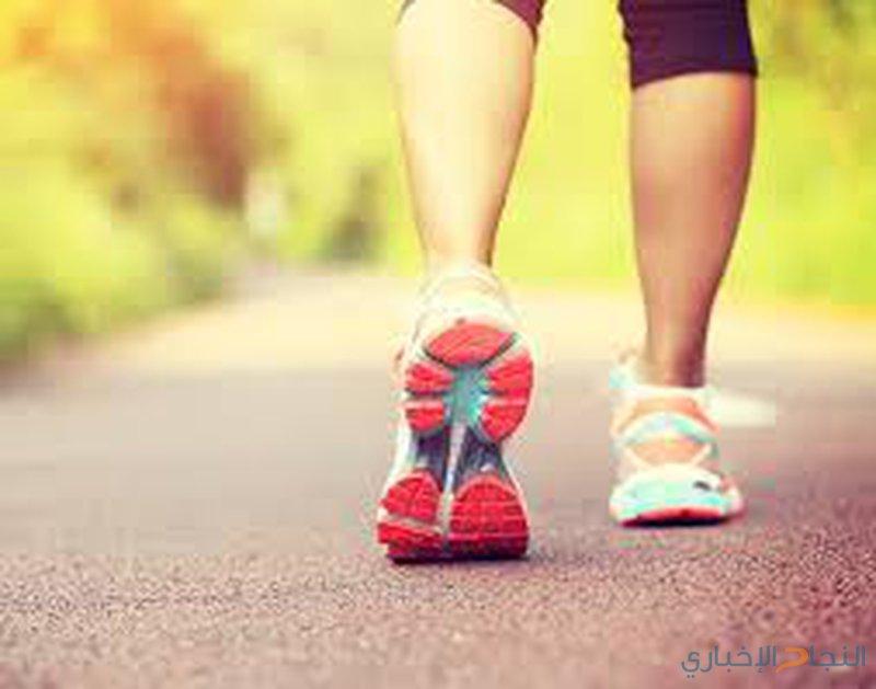 فوائد المشي نصف ساعة يومياً