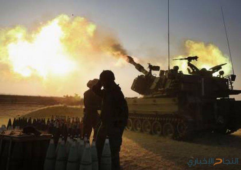 الاحتلال يقصف نقاط رصد للمقاومة شرقي القطاع
