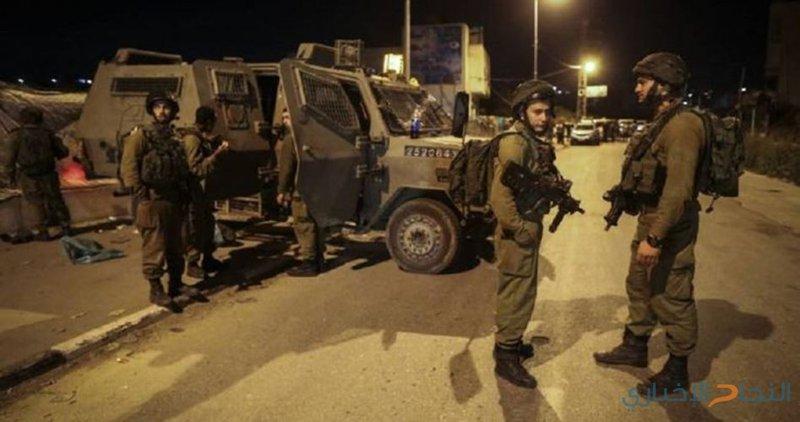 قوات الاحتلال تقتحم ضاحية شويكة بطولكرم