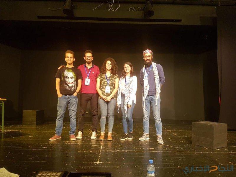 جامعة النجاح تشارك في مهرجان طنجة وتحصد الجوائز