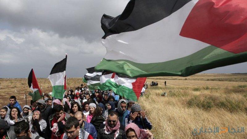 فتح: الشعب الفلسطيني سيبقى متجذراً ومنغرساً في أرضه