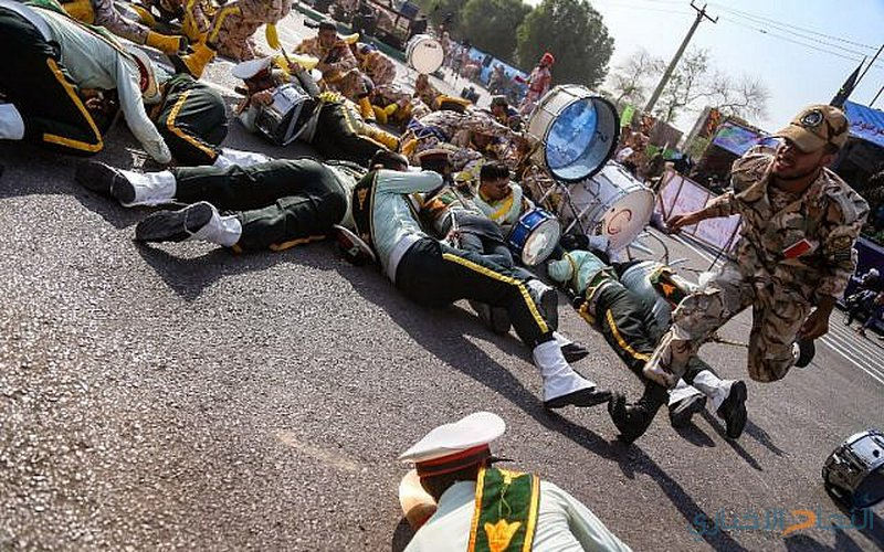 الحرس الثوري الإيراني يتعهد بالانتقام