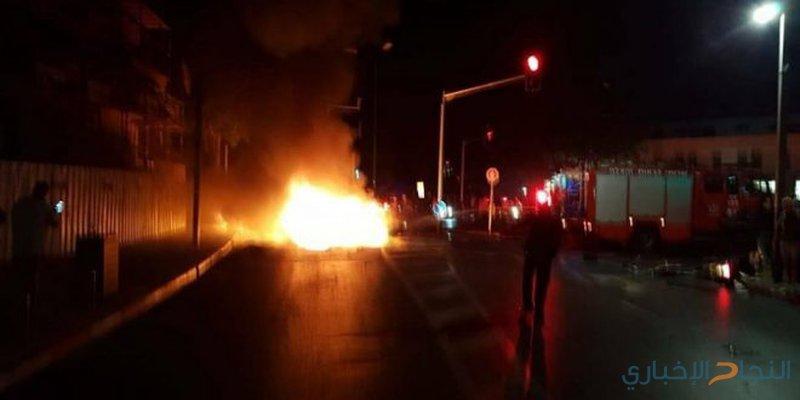 مقتل مستوطنين في انفجار سيارة وسط تل أبيب