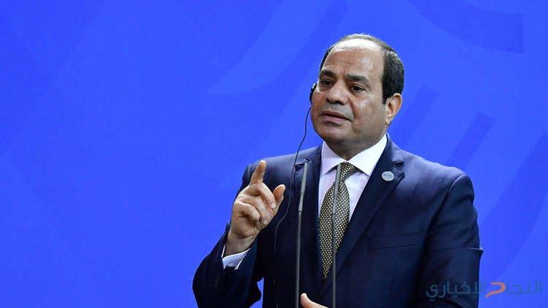 السيسي: إذا تعرض أمن الخليج للخطر سنحرك قواتنا