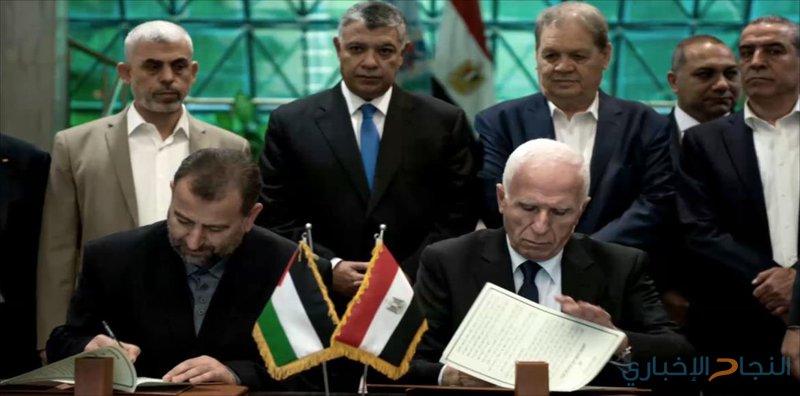 العوض يكشف: آليه مصرية جديدة لتنفيذ بنود المصالحة