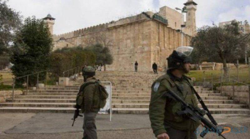 الاحتلال يعتقل فتاة قرب الحرم الابراهيمي في الخليل