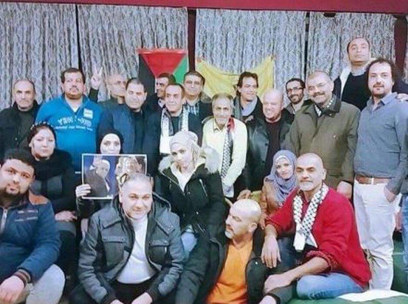 """""""فلسطينيو بلجيكا"""" تدعم الحراك المطلبي """"بدنا نعيش"""""""