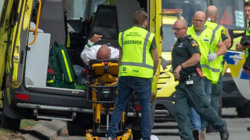 مقتل أردني وإصابة 5 آخرين في هجومي نيوزيلندا