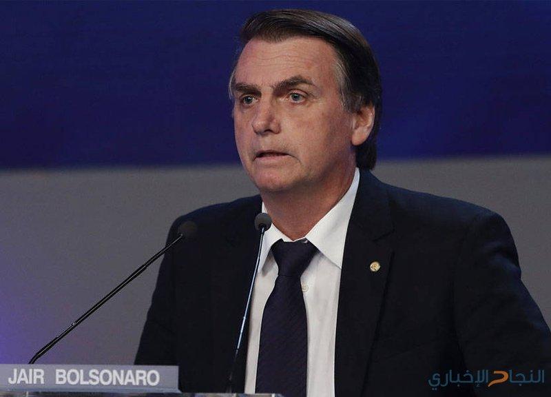 بولسونارو: لا يمكنني انقاذ البرازيل بمفردي