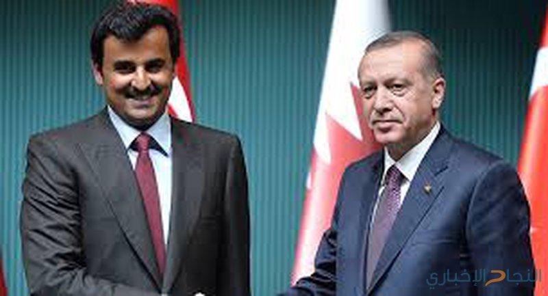 غزل بين أردوغان وتميم عبر تويتر