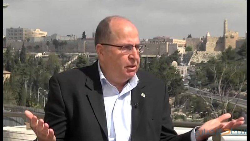 """""""يعلون"""":أخفيت علمي بوجود أنفاق حزب الله في الشمال"""