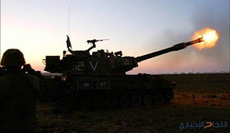 مدفعية الاحتلال تستهدف موقعا للمقاومة شرق غزة