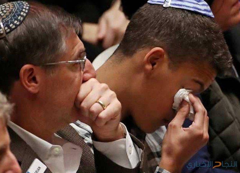 يهود يحملون ترامب مسؤولية الهجوم.. ولن يرحبوا به