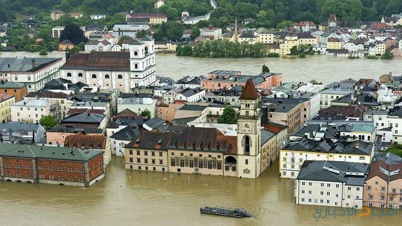 علماء يتوقعون عواقب الكوارث المناخية في أوروبا