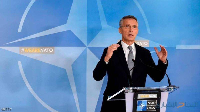 """""""الناتو"""" يدخل على خط الأزمة بين واشنطن وموسكو"""