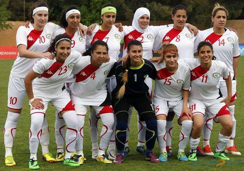 الفدائيات يحرزن المركز الثالث في بطولة غرب آسيا لكرة القدم للفتيات