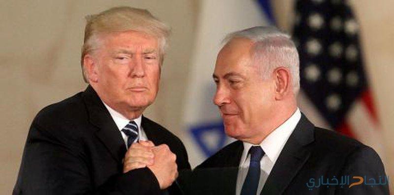 نتنياهو يشكر ترامب على إعادة فرض العقوبات ضد إيران