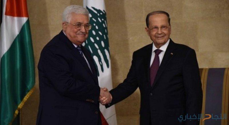 الرئيس يستقبل وزير شؤون الرئاسة اللبنانية