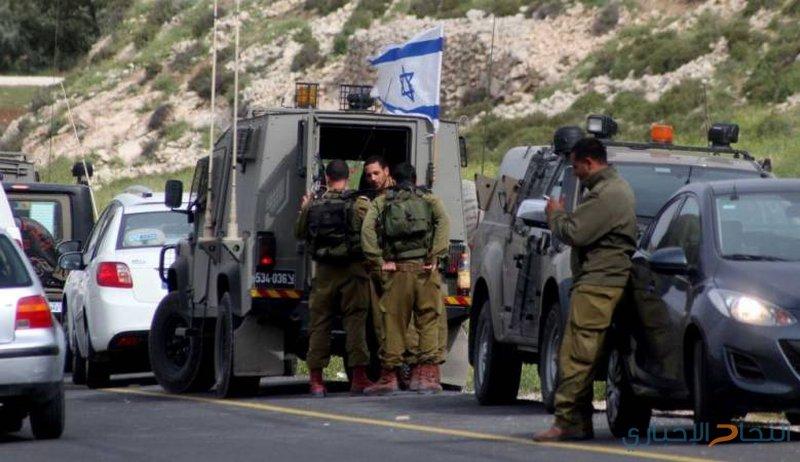 نصب كاميرات مراقبة لرصد تحركات الفلسطينيين