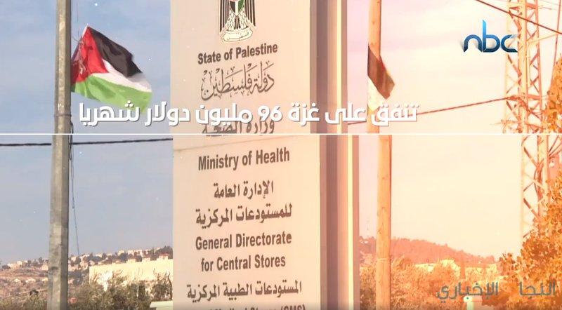 ماذا تقدم حكومة الوفاق الوطني إلى غزة شهرياً؟
