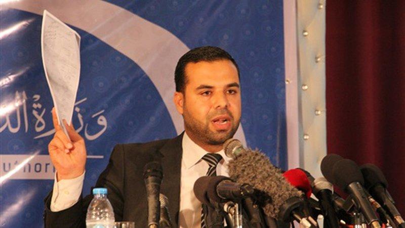 داخلية حماس: إطلاق الصواريخ من غزة خارج عن الإجماع الوطني