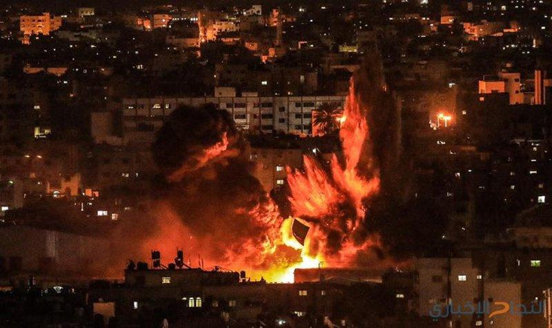 تفاصيل الساعات الأخيرة قبيل وقف إطلاق النار في غزة