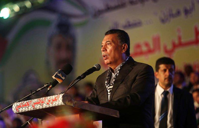 دائرة الأشبال والزهراتتدين محاولة اغتيال القائد الوطني أحمد حلس
