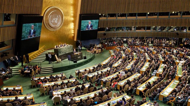 حصول فلسطين على صفة مراقب 2012