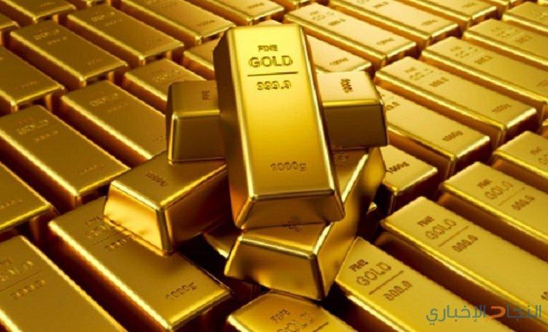 الذهب يهوي إلى أدنى مستوى في 2018