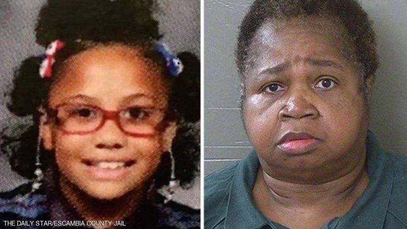 """السجن مدى الحياة لأميركية """"جلست"""" على ابنة عمها"""