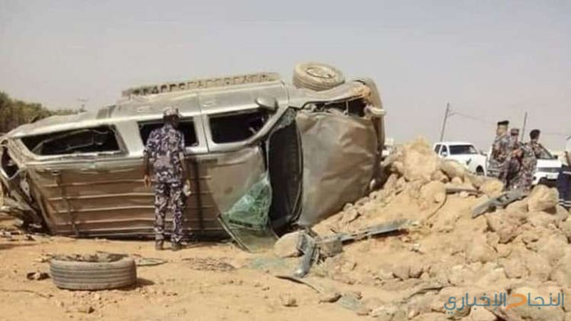 العثور على جثة سعودي مدفونة في صحراء الأردن