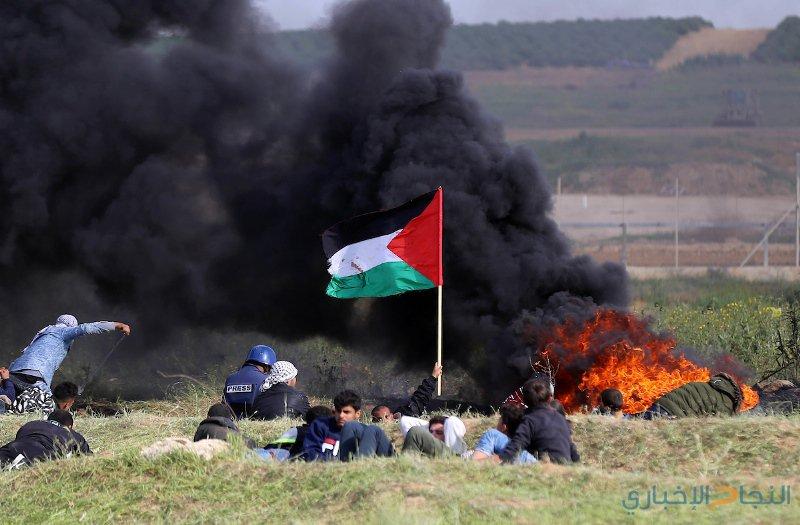 استشهاد شاب متأثرا بجراح أصيب بها وسط قطاع غزة