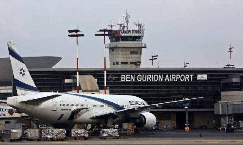 مناورة أمنية غداً في مطار بن غوريون ومحيطه