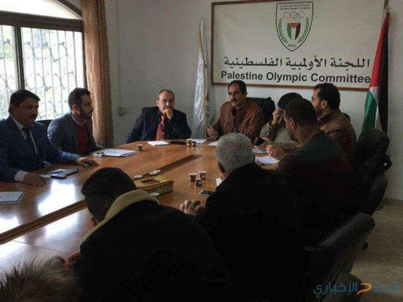 اللجنة الأولمبية:الاحتلال ينتهك الرياضة الفلسطينية