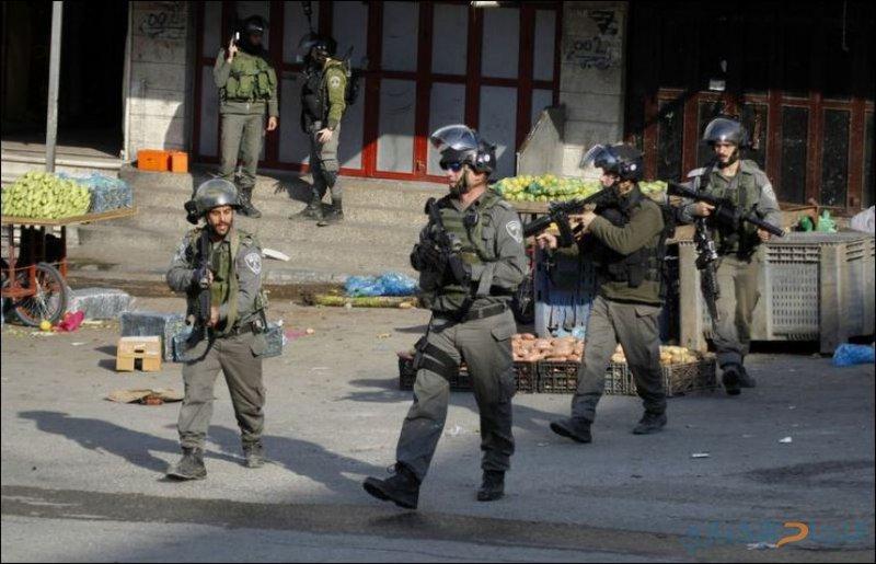 الاحتلال يقتحم قرية العيساوية شرق القدس