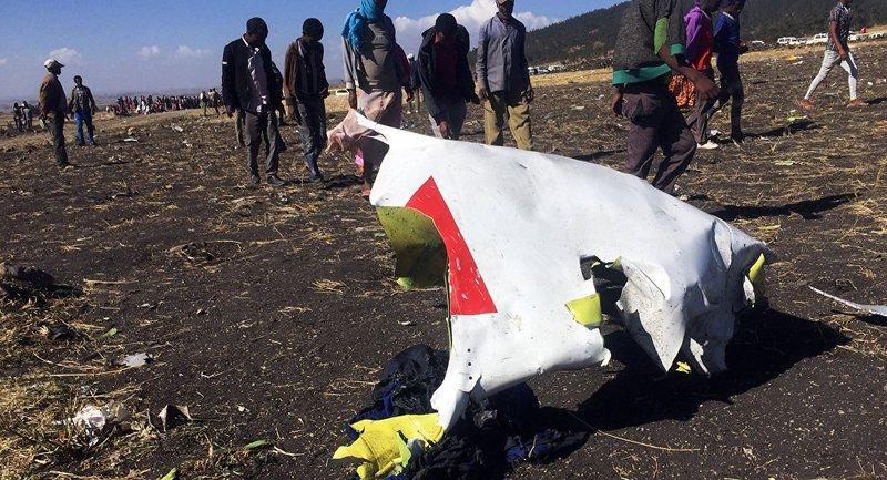 فرنسا تعلن مصرع 8 من مواطنيها بحادث الطائرة الإثيوبية
