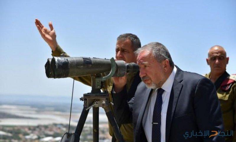 """ليبرمان يزعُم: تأهيل قطاع غزة ورفع الحصار مشروط بنزع """"السلاح"""""""