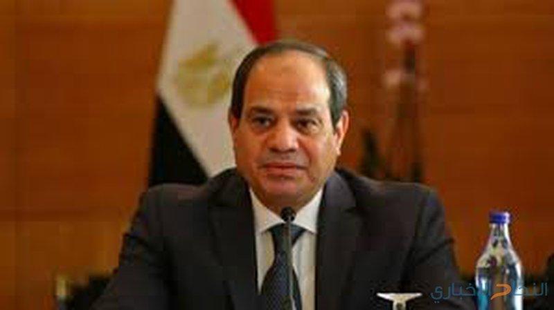 السيسي: موقفنا ثابت بشأن التوصل إلى حل يضمن حقوق الشعب الفلسطيني